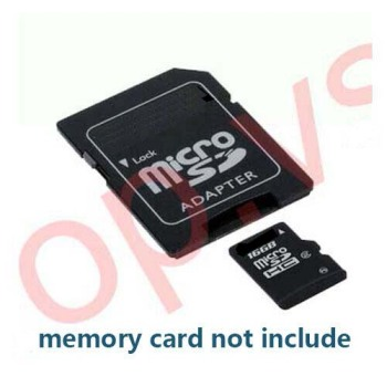 Micro SD TF adaptor card reader MicroSD upto 16gb 32gb 64gb 8gb 4gb 2gb 1gb sx NEW NEW image