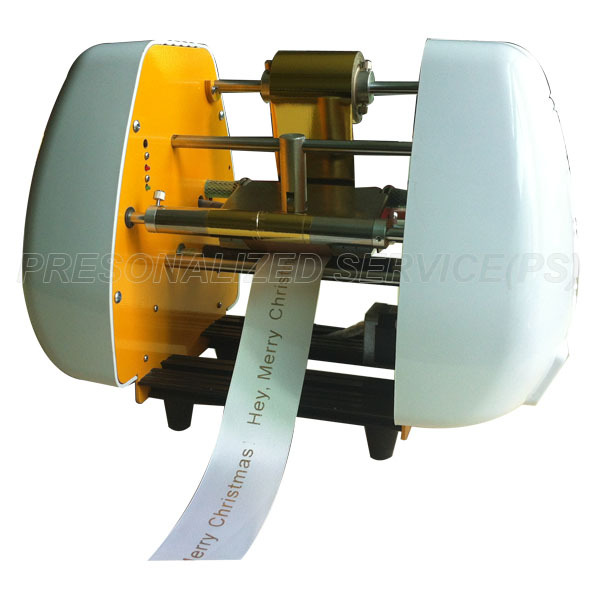 satin ribbon printing machine