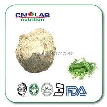100% Pure pea Protein powder 500g/bag