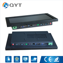 Industrial panel PC 15.6″ fanless pc Resistive touch 1366×768 All in one pc with inter J1900 2.0GHz 1366×768 2GB RAM 32G SSD