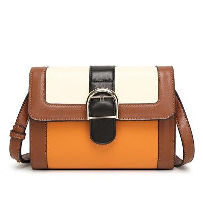 2016 Summer New Women Bags Fashion Wild Spell Color Women Messenger Bag font b Handbags b