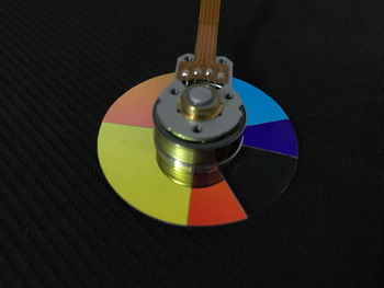 New Color Wheel Suitable For Optoma DN362 DN334 DLP Projector 1PC фото