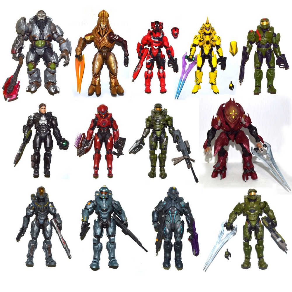 Master chief collection armor halo 5 Grunts Brute Arbiter