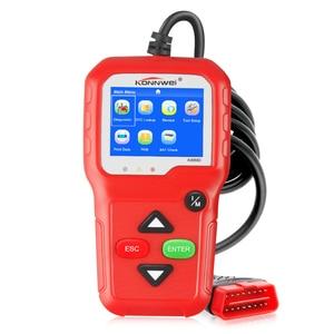 Image 4 - 2020 Best Quality OBD2 Car Diagnostic Scanner KONNWEI KW680s Full OBD 2 Function Car Scanner  Car Diagnostic Tools  For the Car