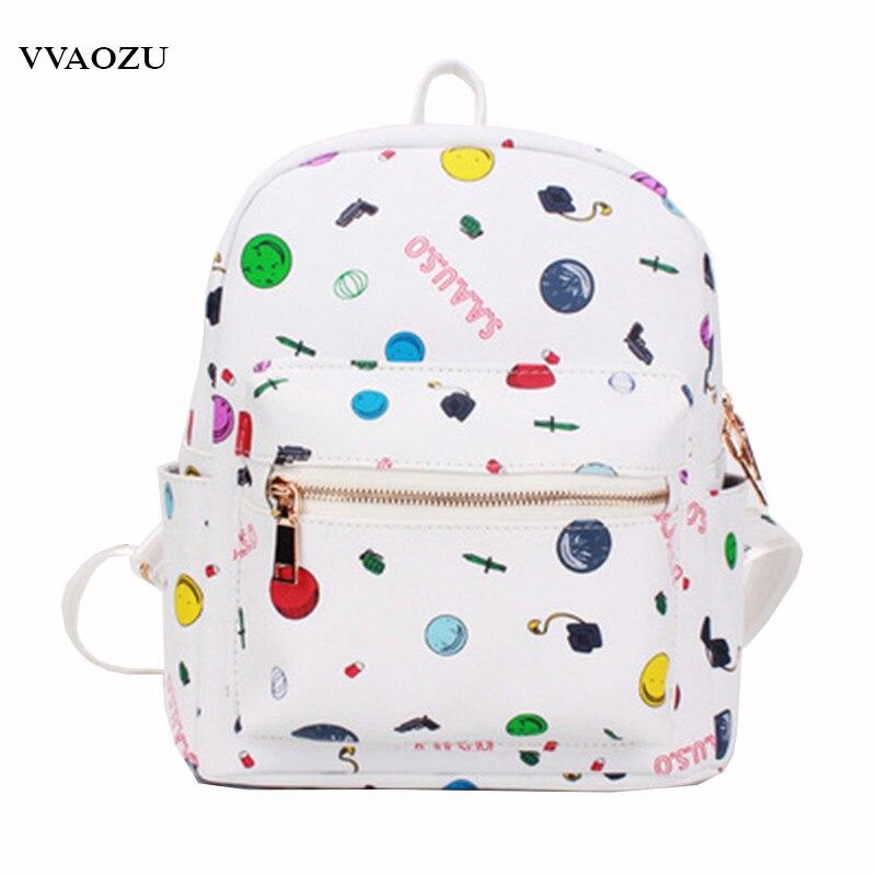Assassination Classroom Cartoon Shoulders Bag PU Japan Anime Cosplay Backpack Daypack Kawaii Backpacks Mochila for Students цена