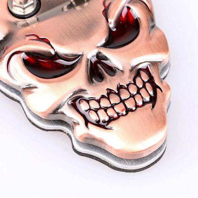 Skull Tattoo Foot Pedal Switch Control