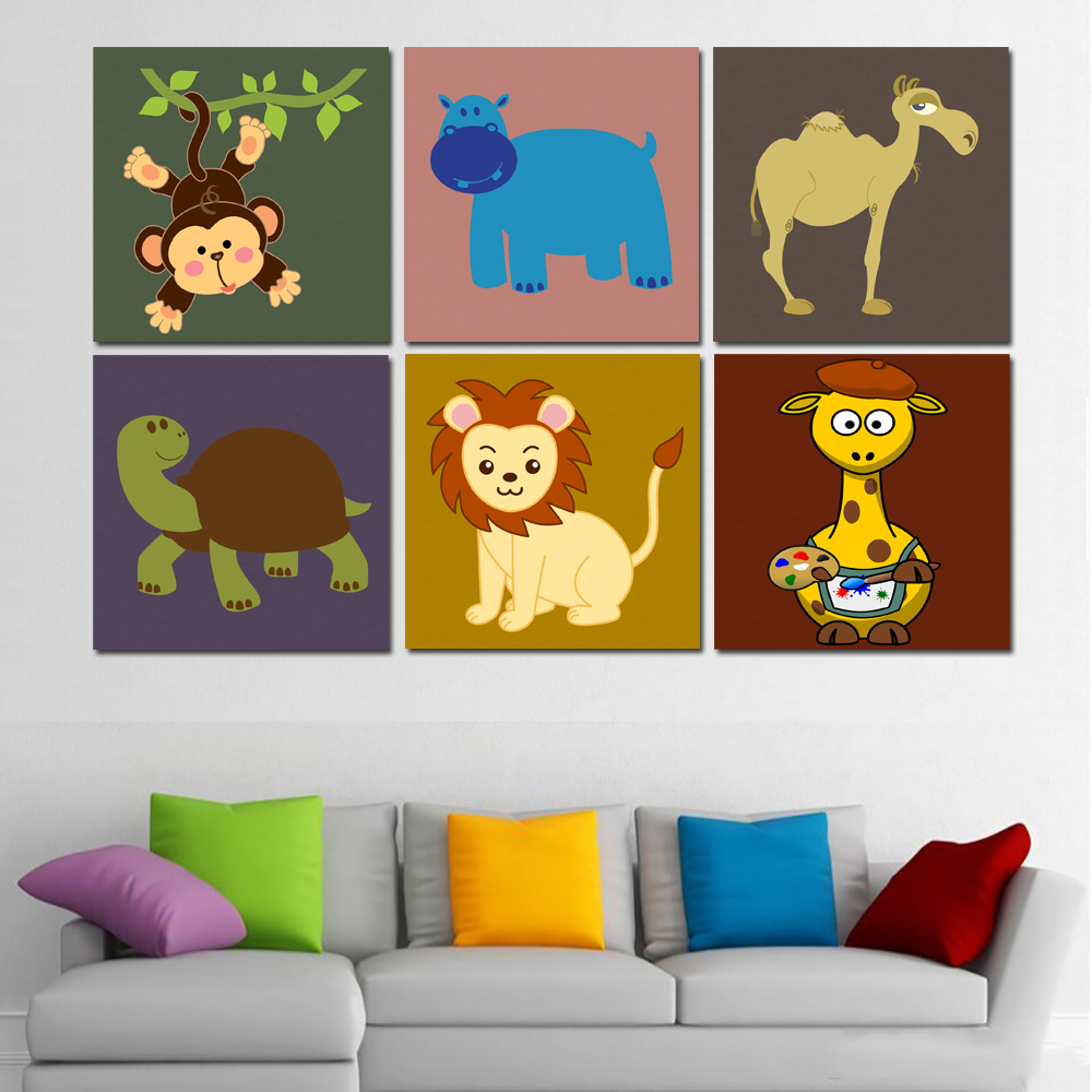 Chambotrade Poster Canvas Painting Wall Art Modular Pictures For ...