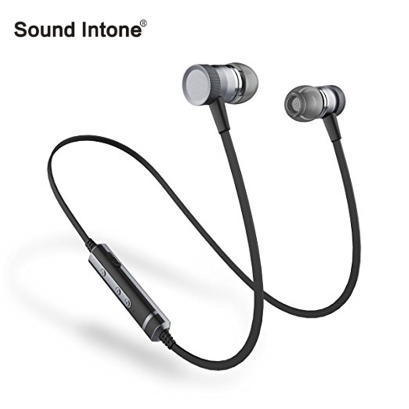 Sound Intone Bluetooth Earphone Wireless Headphones with Mic Stereo Sport Running fones de ouvido Headsets for iphone for xiaomi s9 sport bluetooth headsets wireless earphones fone de ouvido bluetooth headphones headset audifonos for xiaomi for iphone