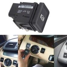For VW Passat B6 C6 Parking Brake Switch Electronic Button Handbrake R36 Cc 3C0927225C