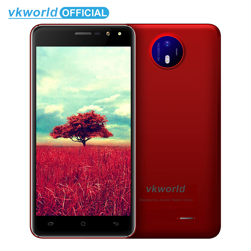 Vkworld F2 5 0 Inch IPS MT6580A Quad Core Smartphone Android 6 0 2GB RAM 16G