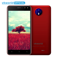 Vkworld F2 5.0 Inch IPS MT6580A Quad Core Smartphone Android 6.0 2GB RAM 16G ROM 8MP 2200mAh Smart Gesture 3G WCDMA Mobile Phone