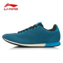Вамп узелок dmx легкие li-ning ходьбы дышащие синтетические спортивная кроссовки обувь