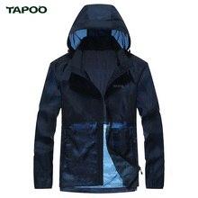 Tapoo frühling sommer haut jacke männer clothing ultra dünnen atmungs mode saphir grau jacken sonnencreme jacken