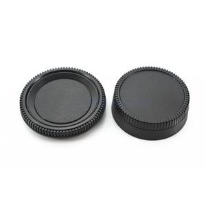 Image 5 - 50ペア/ロットカメラボディキャップ + リア用のソニーnexオリンパスマイクロM4/3パナソニックM42 fdカメラマウント