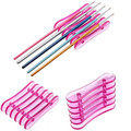 Nail Art Brush Holder Set Pen Displayer Stand Tools Acrylic UV Gel Brush Rest Holders for Nail Decorations