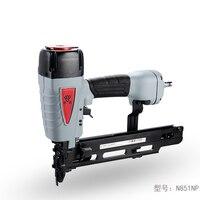 N851NP Large Special Pneumatic Nail Gun Air Nailer Pneumatic Nailing Gun Woodworking Stapler 25 51mm