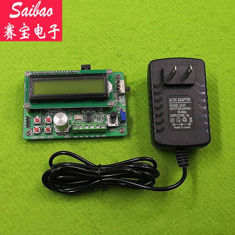 UDB1002S 2M DDS Signal Source Module Signal Generator Containing 60MHz Frequency CSI Bao