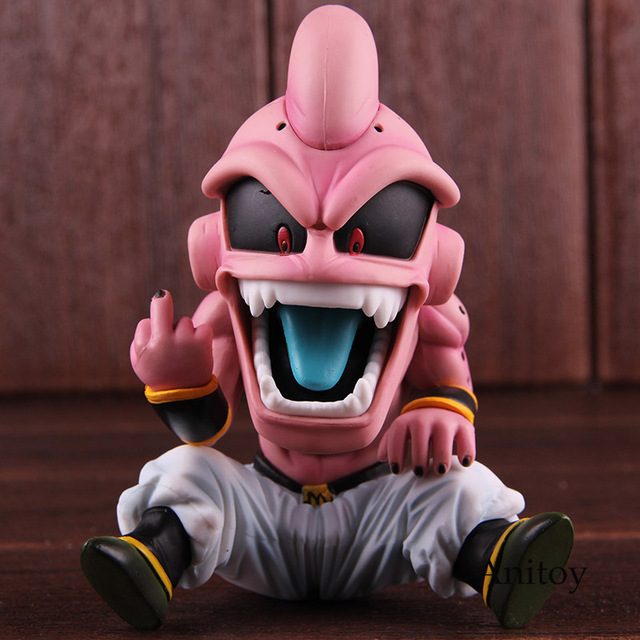 Dragon Ball Z Fighter Majin Boo Kid Buu Dragon Ball Figure Action PVC Collectible Model Toy