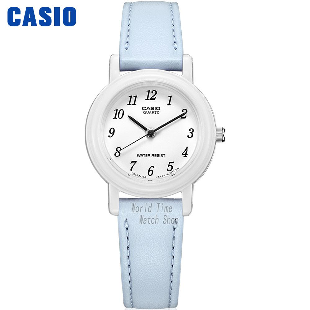 Casio watch Student casual girl quartz watch LQ-139L-2B LQ-139L-4B1 LQ-139L-4B2 LQ-139L-6B LQ-139L-7B LQ-139L-9B casio lq 400d 1a