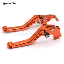 R QIANKONG Motor Brake Clutch Levers For KTM 1190 Adventure/R 2013-2017 Super Adventure 1290 2015-2017 2016 2015 2014 SUPER