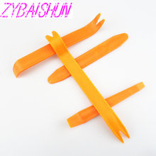 ZYBAISHUN Car Dash Radio Door Clip Panel Finishing Removal Tools Kit Kits for SEAT Ibiza Leon Toledo Arosa Alhambra Exeo FR(China)