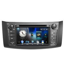 Free Shipping Wince 6.0 Car DVD Player GPS navigation For Nissan Sentra,Pulsar,Sylphy 2012 2013 with Bluetooth Ipod TV RDS USB