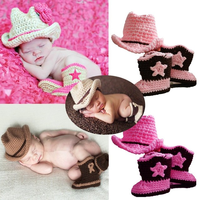 099f52d02ab2 Handmade Crochet Photography Props Accessories Knitted Newborn Baby ...