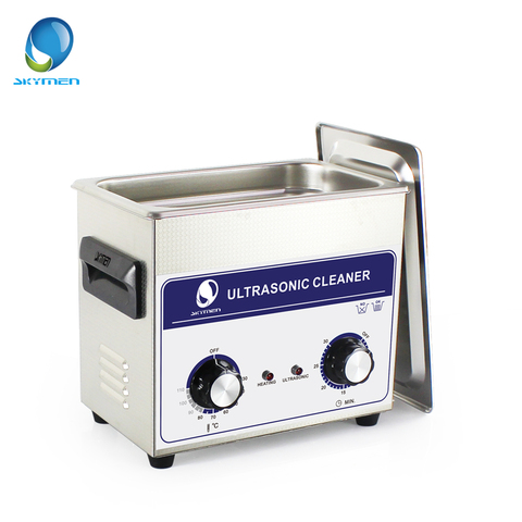 SKYMEN Ultrasonic Cleaner 3l Industry  cleaner 3.2L 120W 110/220V Cleaning Solution for circuit borad metal parts tableware Islamabad