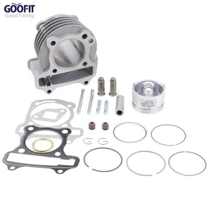 GOOFIT Performance Big Bore 47mm Cylinder Kit GY6 80cc for 139QMB ATV Scooter Moped Go Kart Group-11-B