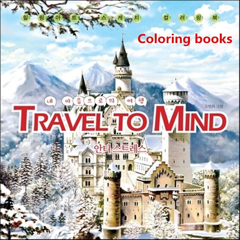 Kleurboeken Voor Volwassenen Antistress Kleurboek Geheime Tuin Volwassen Libros Para Colorear Adultos