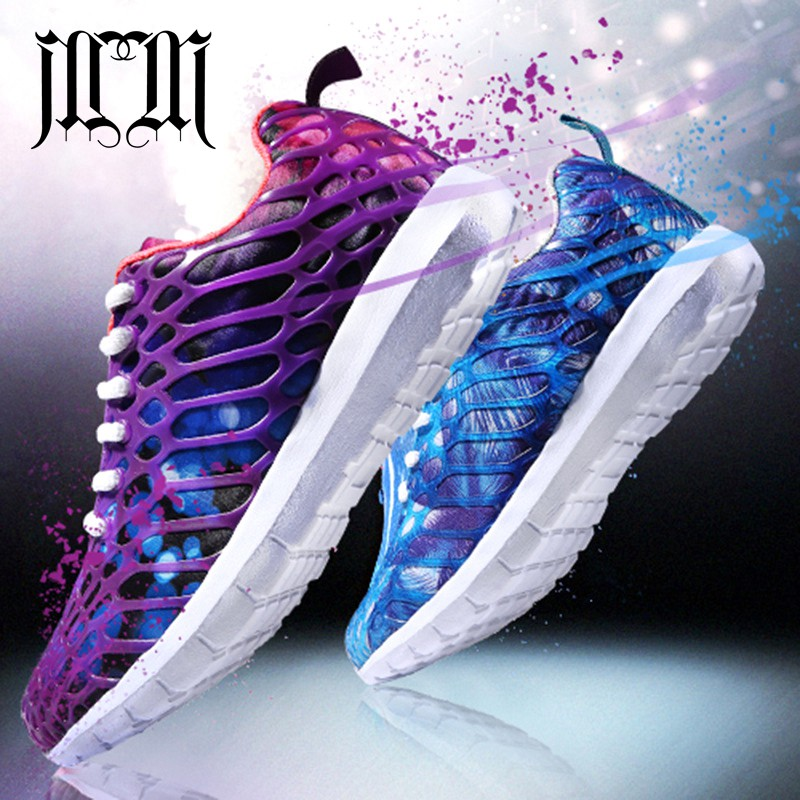 MUMUELI Plus Size 2018 Unisex Print Designer Casual Breathable Shoes Men High Quality Fashion Luxury Flat Brand Sneakers Q65-1 pradella f7 q65 m60 93d