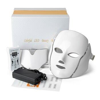 Masque facial complet à led Esthétique professionnelle Bella Risse https://bellarissecoiffure.ch/produit/masque-facial-complet-a-led/