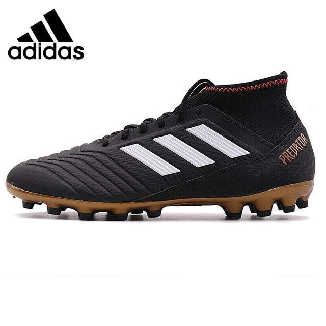 2f99dbebe673 Original New Arrival 2018 Adidas PREDATOR 18.3 AG Men s Football Soccer  Shoes Sneakers