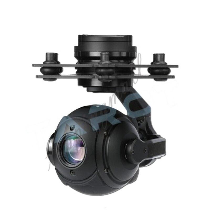 Cardán TAROT PEEPER sin Burshless T10X 250ma para FPV Drone esférico de alta definición TL10A00