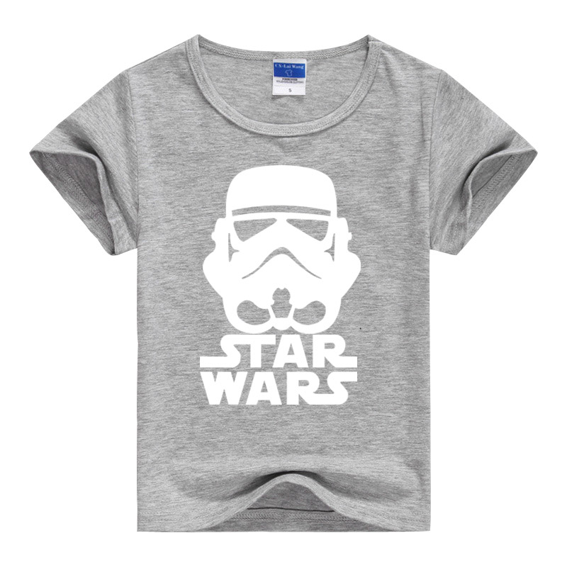 buy cheap online star wars shirt kids white. Black Bedroom Furniture Sets. Home Design Ideas