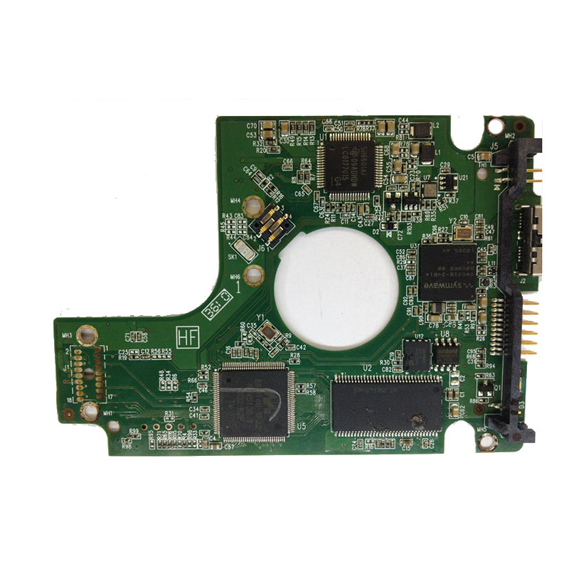 1 Teile/los Hdd Pcb Für Seagate Logic Board/board Anzahl: 2060-771737-000 Rev P1 Für Wd 2,5 Usb Festplatte Reparatur Daten Recovery GroßEs Sortiment