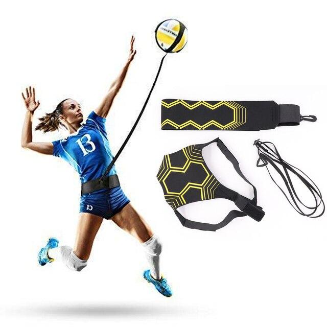 Voleibol Kick belt bolsa de voleibol equipo de entrenamiento al aire libre deportes playa voleibol suministros