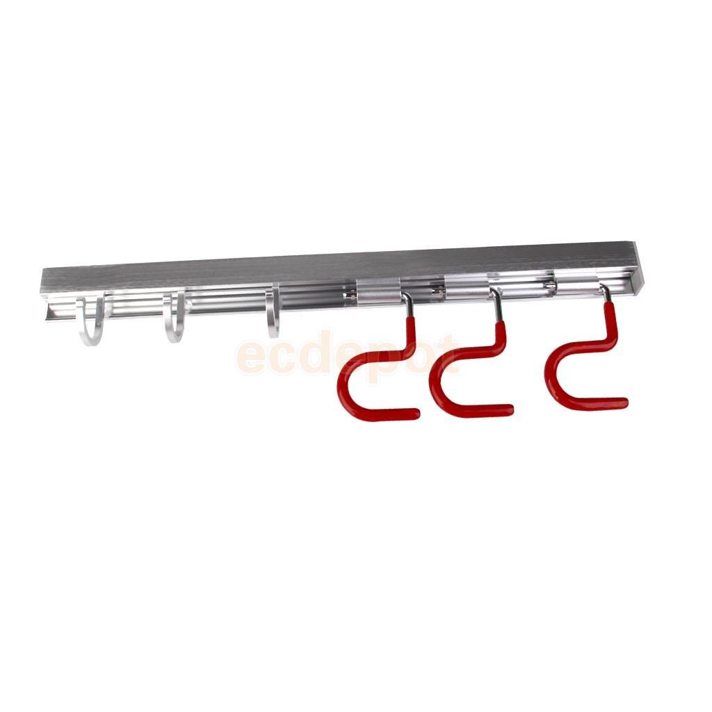 Vidricshelves Metal Wall Mounted Mop Frame Shelf Multifunctional Balcony Wc Besmirchers Storage Rack Hanger Holder Hj-0716 Bathroom Shelves