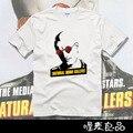100% хлопка С Коротким рукавом футболки Прирожденные Убийцы случайный мужчина famale Микки саммерли hotsale freeshipping