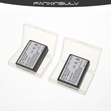 2x LP-E10 LP E10 LPE10 Camera Batteries + Battery case for Canon EOS 1100D 1200D 1300D 1500D Kiss X50 X70 X80 X90 Rebel T3 T5 T6 julie adair king canon eos rebel t6 1300d for dummies
