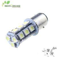 Free Shiping Shipping 8pcs Lot Car LED SMD Light Lighting Bulbs 1156 1157 18 5050 Brake