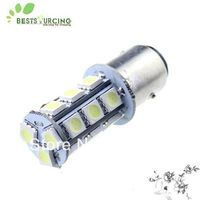 Free Shiping Shipping 8pcs Lot Car LED SMD Light Lighting Bulbs 1156 1157 18 5050 Brake