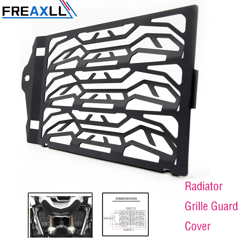 CNC moto accessoires radiateur garde protecteur Grille gril couverture pour BMW R1200 GS LC R1200 GS ADV 2014 2015 2016