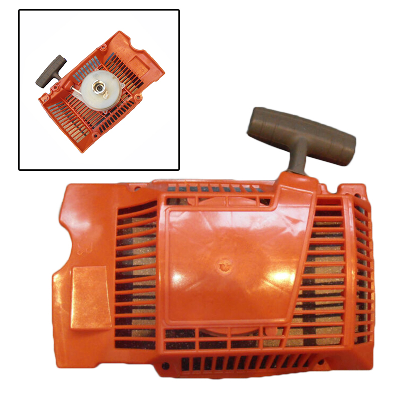 Universal Pull Start Recoil For Husqvarna Chainsaw 61 268 272 Replace 503 61 55-71 Pull Starter Brush Cutter Strimmer Lawnmower