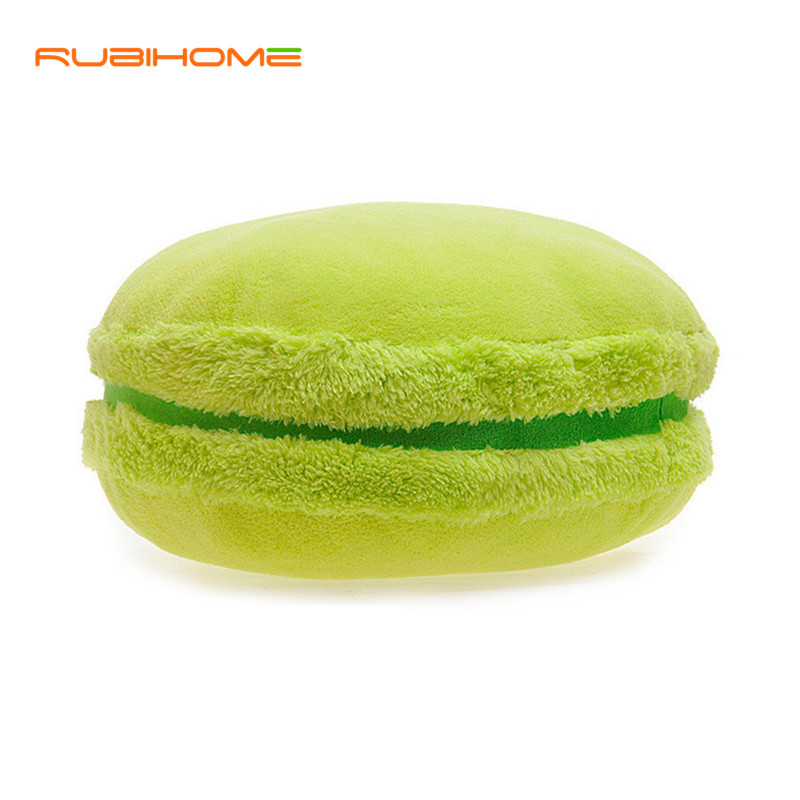 Rubihome Macaron Decorative Cushion Throw Pillow Plush