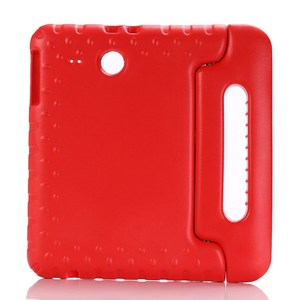 Image 2 - Case for Samsung Galaxy Tab E 9.6 T560 T561 hand held full body Kids Children Safe Silicone for SM T560 tablet cover