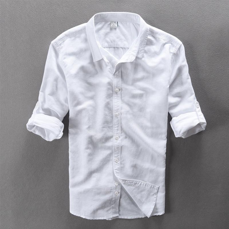 Camisa de manga larga de los hombres de la marca Suehaiwe Camisa de - Ropa de hombre - foto 3