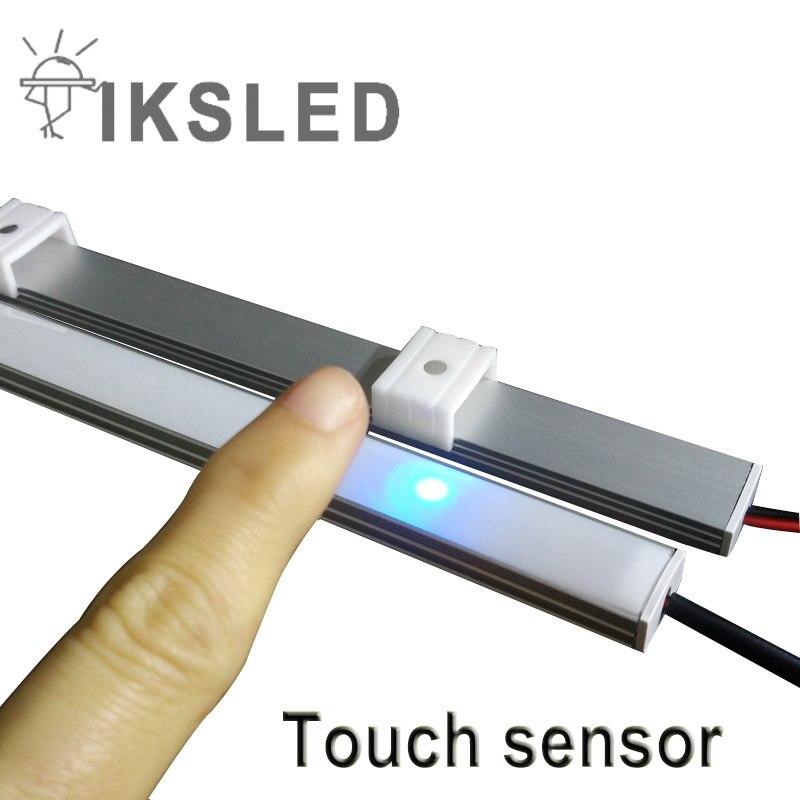 20pcs Lot 50cm Dc12v Dimmable Touch Sensor Light Led Strip: פלורסנט לד פשוט לקנות באלי אקספרס בעברית