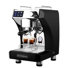 Commercial Italian Coffee Machine Semi-automatic Espresso Coffee Cooker 3000w 9Bar/15Bar Milk Frother Pump Coffee Maker CRM3122A