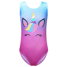 BAOHULU Girls Leotards for Gymnastic Ballet Tutu Dance Wear